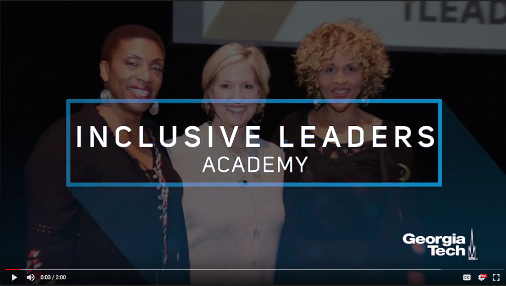 Inclusive Leaders Academy Program Video